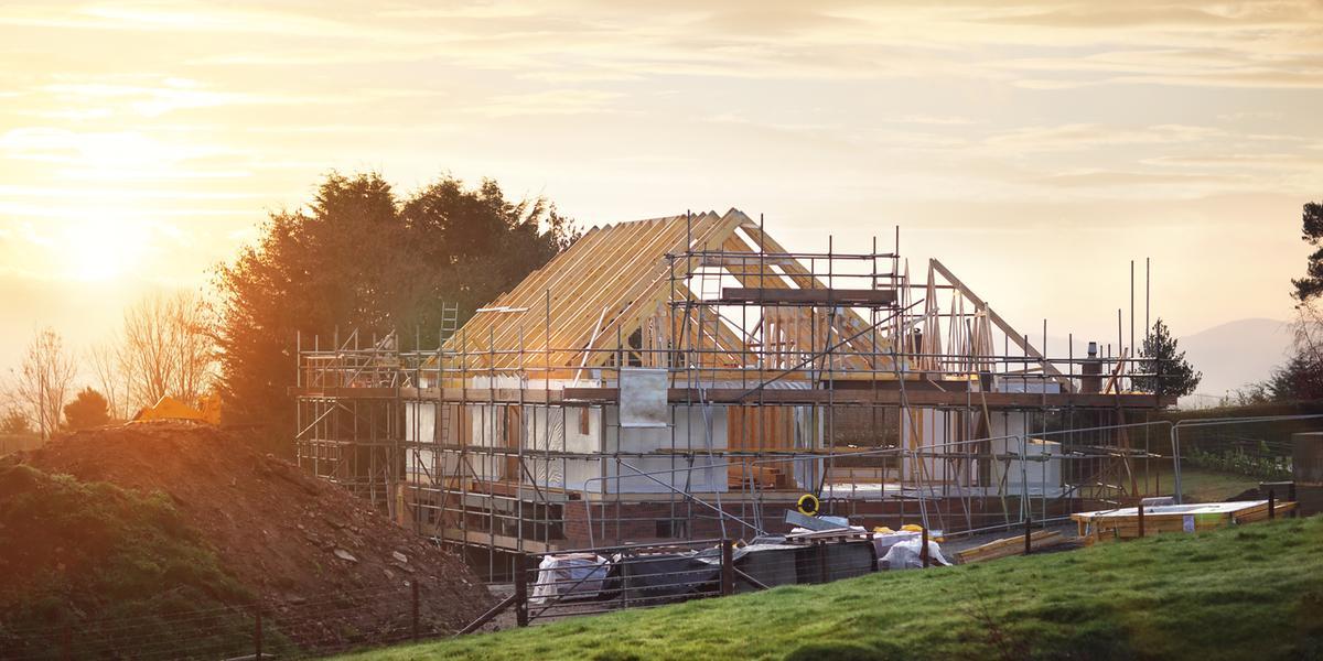 Haus bauen oder kaufen? Gründe für und gegen den Neubau - Credit Suisse